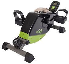 Stamina WIRK Under Desk Pedal Exerciser Mini Exercise Bike Hand Legs Cardio NEW