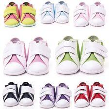 Markenlose Baby-Schuhe mit Klettverschluss für Mädchen
