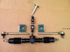 Kompakt-lenkung Träger & Ritzel getriebe zentral Ritzel,karts,Auto & rasenmäher
