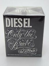 Diesel sólo el valiente Tatuaje 75ML Eau de Toilette