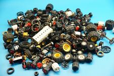 LEGO Technic Reifen - Achsen Konvolut 1,3 Kg  (J766