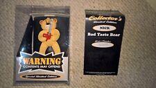 Bad Taste Bears NICK  BNIB