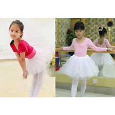 White Baby Girls Princess Tutu Skirt Dress Up Party Costume Ballet Dance Wear