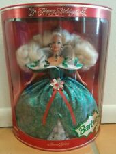 Collector Edition Holiday 1995 Barbie Doll MINT