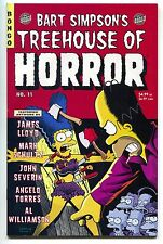 Simpsons Treehouse Of Horror 11 Bongo 2011 NM- Tales From The Crypt 41