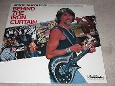 JOHN MAYALL'S BLUESBREAKERS - BEHIND THE IRON CURTAIN - NEW - LP RECORD
