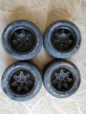 4 Stück Louise RC LR-T3295B X-ROCKET X-Maxx Räder 24mm Aufnahme