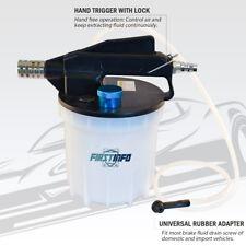 FIRSTINFO Pneumatic / Vacuum Air Brake Oil / Fluid Pump / Extractor Bleeder Kit