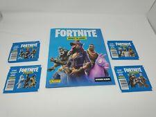 Panini Fortnite Ready to Jump Sticker Album Magazine - Collect All 316 Stickers