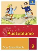 Pusteblume 2 Das Sprachbuch Grundschule Deutsch Schroedel Rechtschreibung NEU