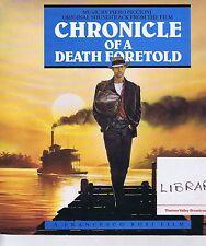 PIERO PICCIONI Chronicle of a death foretold LP Virgin V2441