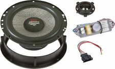 Audio System X 165 GOLF VI + VII EVO - 2-Wege Komponentensystem - Plug & Play