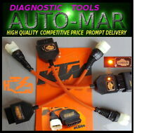 KTM DUKE 790 MOTORBIKE MOTORCYCLE  OBD2 DIAGNOSTIC ADAPTER CABLE LEAD FROM 2018