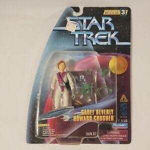 Star Trek The Next Generation: 1997 Factor Series 3 Cadet Beverly Howard Crusher