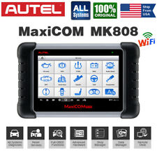 Autel MaxiCOM MK808 Car OBD2 Tablet Scan Tool Wifi All System Diagnostic Scanner