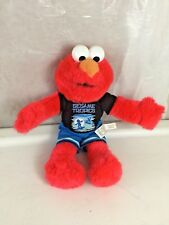 "Elmo Plush Toy 14"" Sesame Street Tropics 2008 Nanco Stuffed Animal"