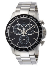 Tissot T-Sport V8 T1064171105100 Chronograph Stainless 42mm Swiss Mens Watch