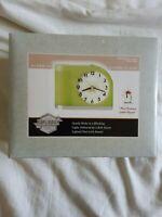 Big Ben Moon Beam Alarm Clock 43008 Green
