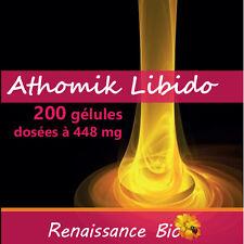 200 gélules-448 mg - Maca,Tribulus, Ginseng, Sarriette, sélénium, Eleuthérocoque
