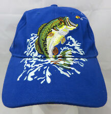 Federation Anglers & Hunters Ontario baseball cap hat adjustable v fishing buckl
