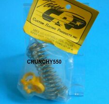 13mm COIL SPRINGS & CLAMPS (4) Tamiya Super Shot Falcon Bigwig CRP 1653 RC Part