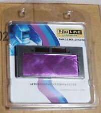 "3-12 New 4-1/4"" x 2"" solar Auto Darkening Welding Lens Filter Shade #12 $$"
