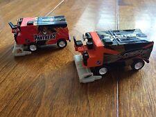 "Anihiem Ducks Florida Panthers Souvenir Zamboni Machine  Diecast Toy Vehicle 3"""