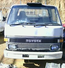 Wrecking only!!!!! Toyota dyna 92 model 2.4 diesel