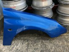 2004 PEUGEOT 206CC FRONT DRIVER SIDE RIGHT WING PANEL BLUE
