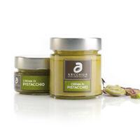 Crema dolce di pistacchio al 30% eccellenza siciliana a Ricchigia 190 gr Bron...