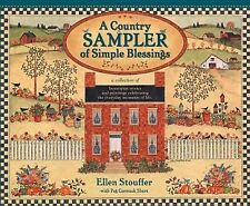 A Country Sampler of Simple Blessings by Peg Carmack Short (2001, Hardcover)