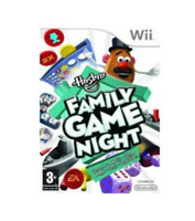 Wii & Wii U - Hasbro Family Game Night **New & Sealed** Official UK Stock