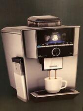 Siemens EQ.9 plus connect s500 Kaffeevollautomat Edelstahl TI9555X1DE