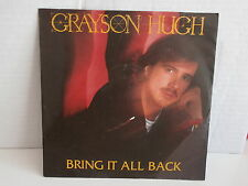 GRAYSON HUGH Bring it all back PB 49317