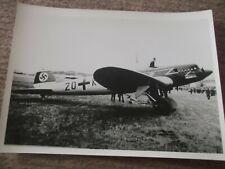 81) Heinz J Nowarra PHOTO Luftwaffe Heinkel He.70  20+K?