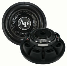 "Audiopipe TXXFA1000 10"" Shallow Woofer Dual Vc 4 Ohm 600 Watts"