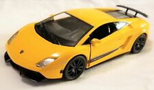 RMZ City - 1:32 Scale Model Lamborghini Gallardo LP 570-4 Yellow (BBUF555998Y)