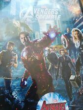 Marvel Avengers Assemble (DVD, 2012)