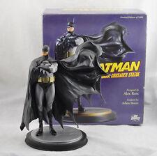 "Batman Dark Crusader Statue 1825 By Alex Ros Big Figurine 11.5"" Mint w Box"