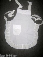 GIRLS ALICE IN WONDERLAND APRON FANCY DRESS with/without POCKET MADE TO ORDER