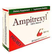 Ampitrexyl Capsules, 100 % Natural, 500 mg, 30 Ct