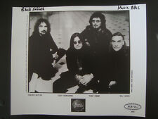 Black Sabbath original promo 8x10 photo press B