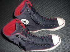 Converse All Star Hi - Stiefel - Damen - Chuck Taylor - Blau Weiß Rot - Größe 36