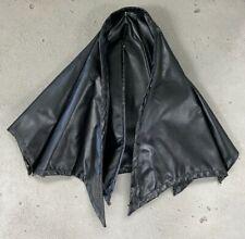 SU-C-MF-BAT: Black Wired Cape for Mcfarlane Arkham Batman (No figure)