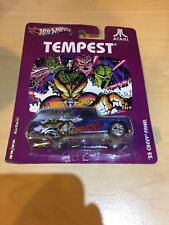 Hot Wheels '55 Chevy Panel Atari Tempest #W6670 New in Package 2012 Blue 1:64