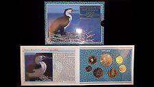 Nouvelle Zélande - New Zealand - UNC coinset - Coffret Non Circulé 2000