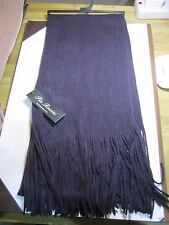 Pia Rossini Sasha Scarf Blackberry Purple High Quality Tassel Fashion Accessory