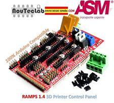 RAMPS 1.4 control panel printer Control Reprap MendelPrusa