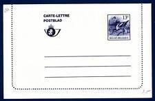 BELGIUM - BELGIO - Cart. Post. - 1986 - Biglietti postali. Uccelli