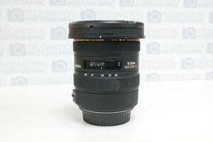 Sigma 10-20mm DC HSM F/3.5 Canon EFS Lens